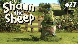 Download Video Shaun the Sheep - Monster Hijau [Bitzer From The Black Lagoon] MP3 3GP MP4