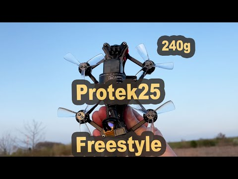 iFlight Protek25 Freestyle MOD unter 250g