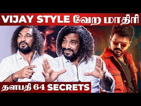 """Thalapathy 64 Fight Scene இப்படி தான் இருக்கும்"" - Stunt Silva Interview | Thalapathy Vijay"