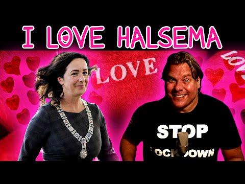 I love Halsema : Jensen