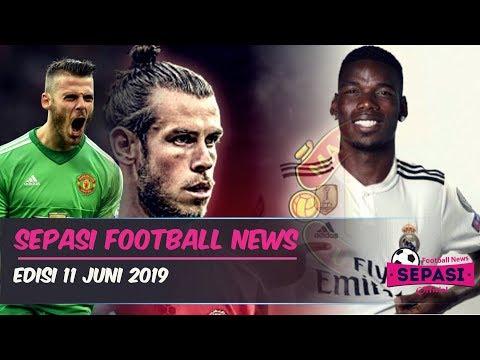 Madrid Serius Incar Pogba✍️MU Pinjam Bale🤝Pengorbanan Griezmann⚽️Berita Bola Terbaru Hari Ini