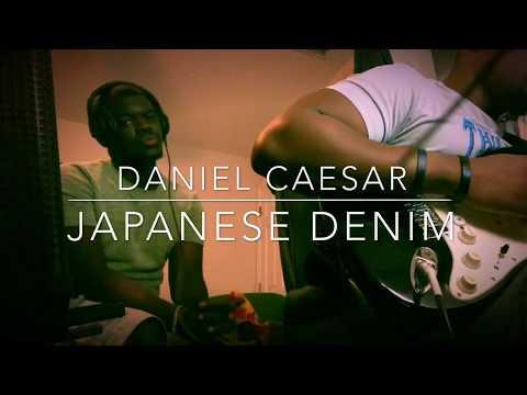 Daniel Caesar cover (I'm playing the guitar)