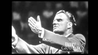 A Wonderful Sermon By Billy Graham in New York 1957=How To Live The Christian Life