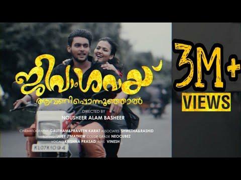 Jeevamshamayi   Aavaniponnunjal   Theevandi   (Cover Version) - Krishnaprasad ft. Vinesh
