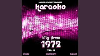 Brandy (In The Style Of O'jays) (Karaoke Version)