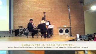 Eucalypts II, Toru Takemitsu