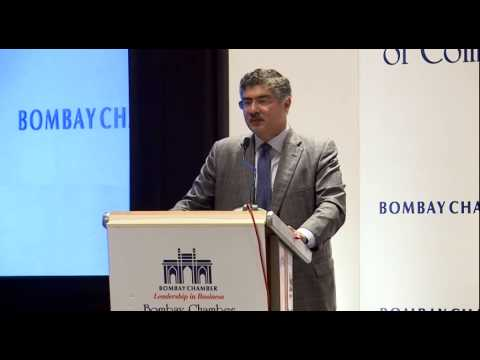 Keynote address on Human Capital Intensive Industries at Bombay Chamber of Commerce & Industries, September 2014 (Part II)