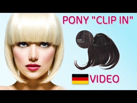 Clip In Pony - Royal Extension