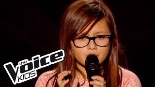 Under - Alex Hepburn | Mélina | The Voice Kids 2014 | Blind Audition