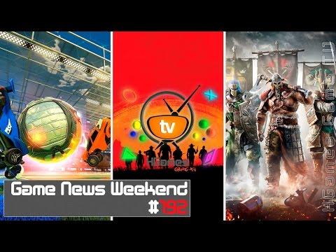 Игровые Новости — Game News Weekend #193