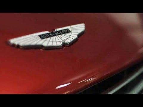 Aston Martin Vanquish | Under the Hood | Supercar Garage | Top Gear Live 2014