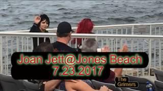Joan Jett @ Jones Beach 2017 Everyday People