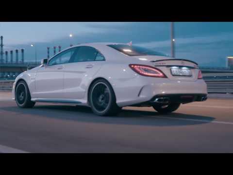 Mercedes Benz  Cls Class Coupe Купе класса C - тест-драйв 1