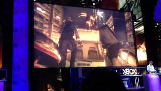 E3 2012: Resident Evil 6 Demo at Xbox Conference