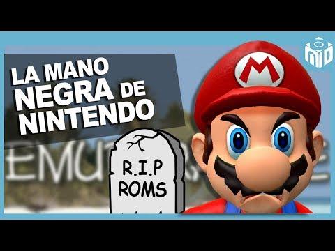 Por qué Nintendo NO quiere que juegues en EMULADOR   N Deluxe