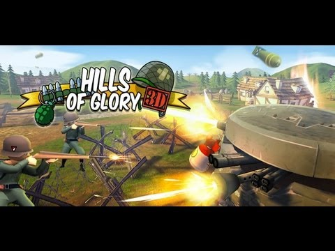 Hills of Glory : WWII Android