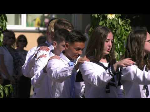 Ballagás a Bárdos iskolában