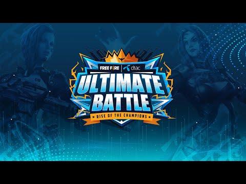Garena Free Fire - Ultimate Battle Semi Final (Central)