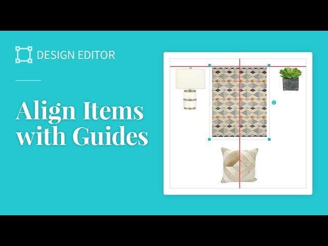Align Items with Guides
