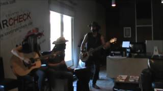 BUFFALO BILL STEREO - Angel Mary & The Tennessee Werewolves/ Country Aircheck Radio AMTW unplugged