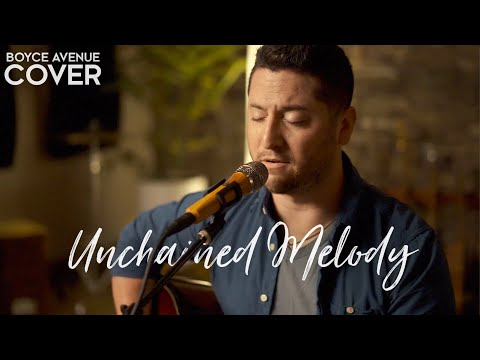 Unchained Melody The Righteous Brothers Acoustic Cover