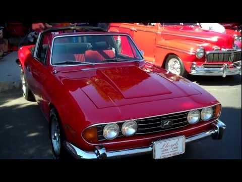 Cool 1973 Triumph Stag!