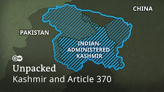How India reshaped Kashmir by revoking Article 370   UNPACKED