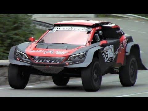 Peugeot 3008 DKR Maxi || 800Nm Twin-Turbo Diesel Dakar Monster - Montée des Légendes 2018