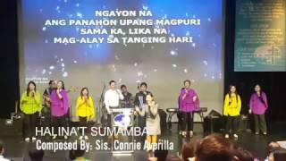Halina't Sumamba - Connie Averilla