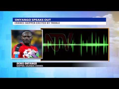 Dennis Onyango hails best season