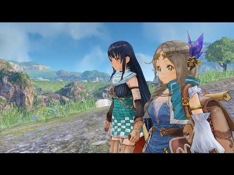 Atelier Firis: The Alchemist and the Mysterious Journey Announcement Trailer thumbnail
