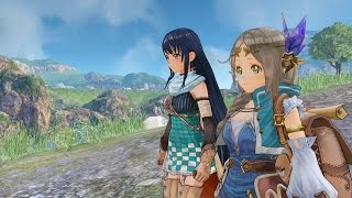 Atelier Firis: The Alchemist and the Mysterious Journey video