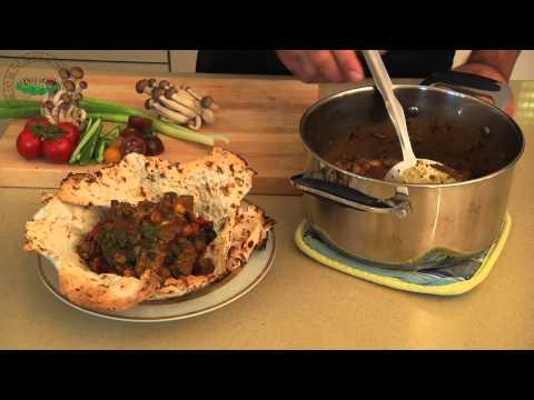מתכון כתוב להכנת בשר ראש בלחם כורדי דקיק - לחמא