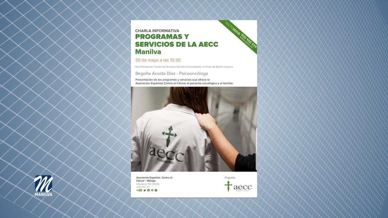 CHARLA DE LA AECC