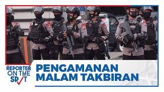 Cegah Penyebaran Covid-19, Polisi Kerahkan 1204 Personel untuk Pengamanan Malam Takbiran di Jakarta