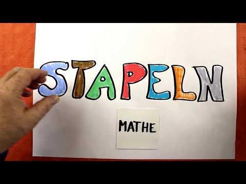 Mit dem Stapel-Spiel das 1x1 lernen