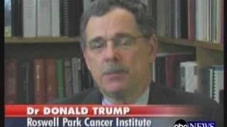 M.D. describes  Lance Armstrong effect,  heat kills cancer