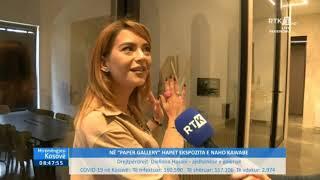 Mirëmëngjesi Kosovë - Drejtpërdrejt Diellona Hasani 22.10.2021