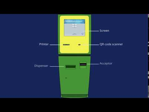 Bitcoin ATM Astra Pay video