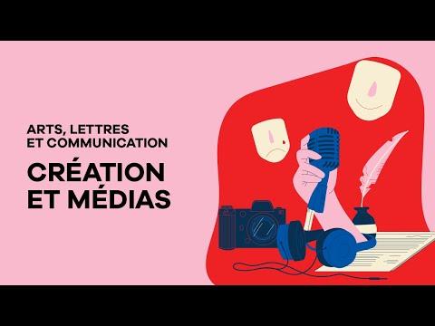 DEC | Arts, lettres et communication - Création et médias