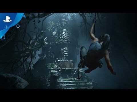 Shadow of the Tomb Raider – Acrobatic Traversal and Brutal Puzzles   PS4