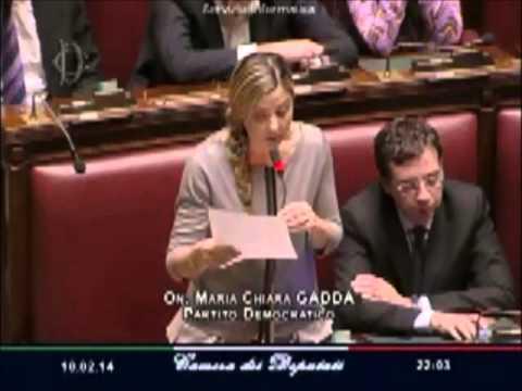 Gadda (Pd) interviene sul referendum svizzero contro l'immigrazione dai paesi europei