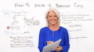 How to Write a Business Case - Project Managment Training