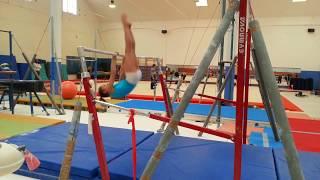 Forza alla parallela CHALLENGE ginnastica artistica