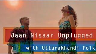 Jaan Nisaar   Kedarnath   Cover   Arijit    Amit T   Amitabh B   Neha & Pawandeep