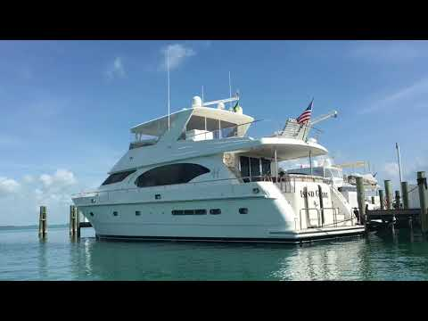Hargrave Motoryacht video