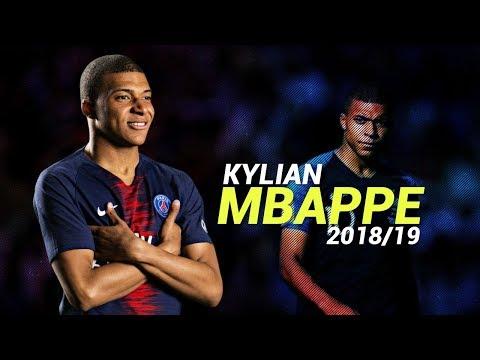 Kylian Mbappé 2018/19 ● Skills Show | Ready for New Season