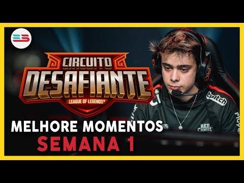 CIRCUITÃO 2019 - HIGHLIGHTS SEMANA 1