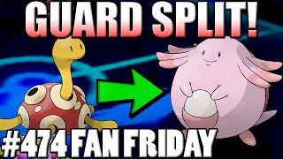 Shuckle  - (Pokémon) - Shuckle Chansey Guard Split OP! Pokemon Omega Ruby Alpha Sapphire Battle! Fan Fridays #474 Jaxon