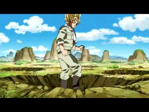 Dragon Ball Super Episode 1 English Dubbed   Goku Working